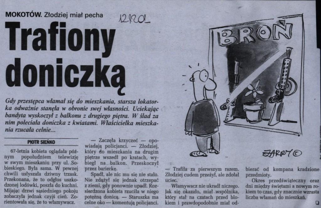 2001 12 12 Trafiony_doniczka