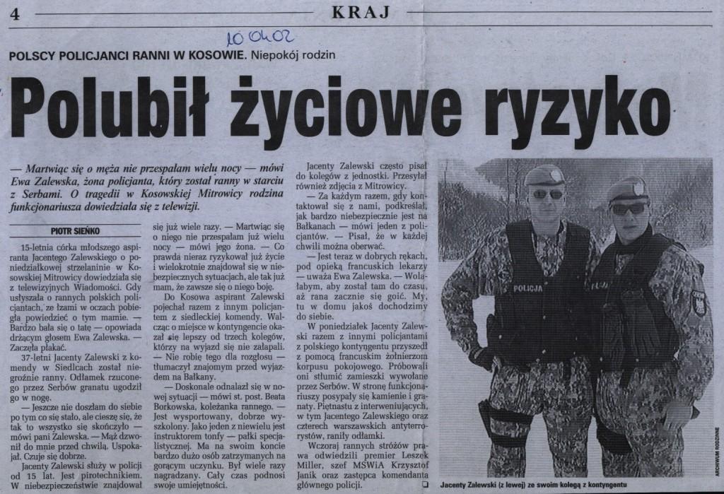 2002 10 4 Polubil_zyciowe_ryzyko
